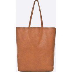 Medicine - Torebka Secret Garden. Pomarańczowe torebki klasyczne damskie MEDICINE, z materiału, duże. Za 69,90 zł.