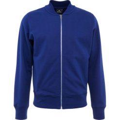 PS by Paul Smith MENS BOMBER JACKET Bluza rozpinana coblu. Niebieskie bluzy męskie rozpinane PS by Paul Smith, m, z bawełny. Za 579,00 zł.