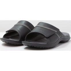 Crocs MODI SPORT  Sandały kąpielowe black/graphite - 2