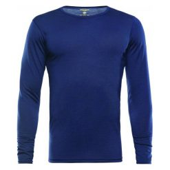 Devold Koszulka Męska Furnes Man Shirt With Print Brick L. Niebieskie koszulki turystyczne męskie Devold, l, z wełny. Za 329,00 zł.