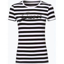 T-shirty damskie: Guess Jeans – T-shirt damski, czarny