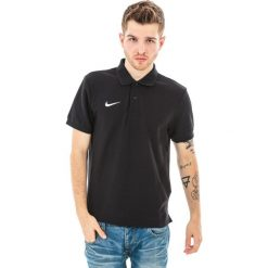 Koszulki polo: Nike Koszulka męska Polo Core Nike czarna r. M (454800010)