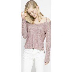 Haily's - Sweter Sunny. Szare swetry oversize damskie Haily's, l, z dzianiny. W wyprzedaży za 59,90 zł.