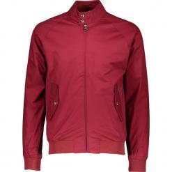 """Kurtka """"New Core Harrington"""" w kolorze burgundowym. Czerwone kurtki męskie marki Ben Sherman, m. W wyprzedaży za 260,95 zł."""