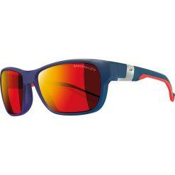 """Okulary przeciwsłoneczne damskie: Okulary przeciwsłoneczne """"Coast"""" w kolorze granatowo-czerwono-żółtym"""