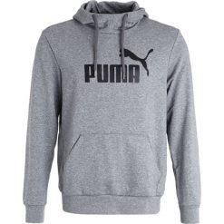Bejsbolówki męskie: Puma Bluza z kapturem medium gray heather