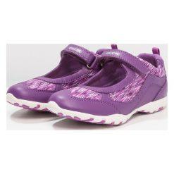 Geox FRECCIA Baleriny z zapięciem violet/purple. Fioletowe baleriny dziewczęce marki Geox, z materiału. Za 269,00 zł.