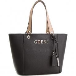 Torebka GUESS - Kamryn HWBL66 91230  BLA. Czarne torebki klasyczne damskie marki Guess, z aplikacjami, ze skóry ekologicznej, duże. Za 629,00 zł.