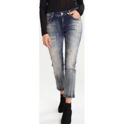 LTB MIKA Jeansy Slim Fit dharma wash. Szare jeansy damskie relaxed fit marki LTB. W wyprzedaży za 207,35 zł.