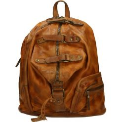 Plecaki damskie: Plecak – 200147 CUOIO