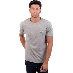 T-shirty męskie: Koszulka w kolorze szarym