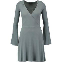 Sukienki: Topshop Sukienka z dżerseju duckegg
