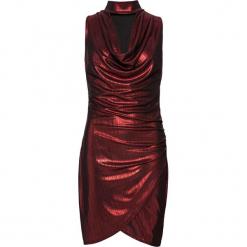 Sukienka bonprix czerwony. Czerwone sukienki balowe bonprix. Za 79,99 zł.