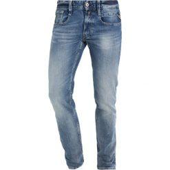Jeansy męskie: Replay ANBASS Jeansy Slim Fit blue