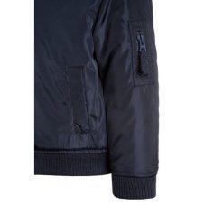 Mothercare FASHION Kurtka przejściowa navy. Niebieskie kurtki chłopięce przejściowe marki mothercare, z bawełny. Za 209,00 zł.