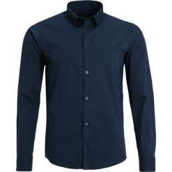 Koszule męskie na spinki: Casual Friday SLIM FIT Koszula biznesowa navy