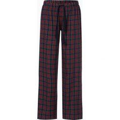 Franco Callegari - Damskie spodnie od piżamy, niebieski. Niebieskie piżamy damskie Franco Callegari. Za 89,95 zł.
