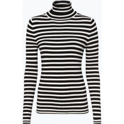 Golfy damskie: Comma – Sweter damski, czarny
