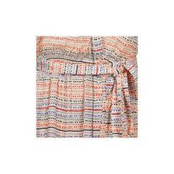 Sukienki krótkie Chipie  LUCE. Szare sukienki mini marki Chipie, z krótkim rękawem. Za 383,20 zł.