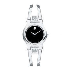 Zegarki damskie: Zegarek damski Movado Amorosa 0604982