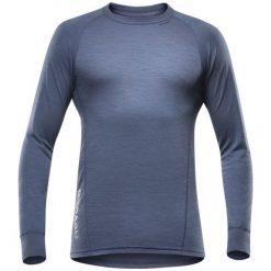 Odzież termoaktywna męska: Devold Koszulka Męska Duo Active Man Shirt Night M