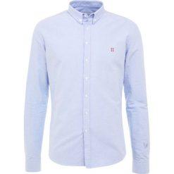 Koszule męskie na spinki: Les Deux OXFORD  Koszula blue