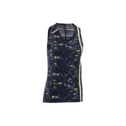 Koszulka KIPRUN LIGHT. Żółte bluzki sportowe damskie marki KALENJI. W wyprzedaży za 59,99 zł.