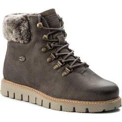 Botki CAMEL ACTIVE - Ice 875.71.13 Dk Grey. Szare buty zimowe damskie marki Camel Active, z materiału. W wyprzedaży za 429,00 zł.