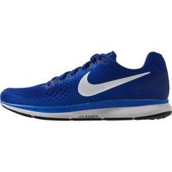 Nike Performance AIR ZOOM PEGASUS 34 Obuwie do biegania treningowe gym blue/sailblue/vast grey black. Niebieskie buty do biegania męskie Nike Performance, z materiału. Za 499,00 zł.