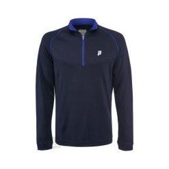 Bejsbolówki męskie: PRINCE Bluza męska Granatowa r.L (3M150038)