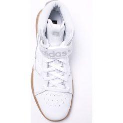 Adidas Originals - Buty Vrx Mid. Brązowe halówki męskie marki adidas Originals, z bawełny. W wyprzedaży za 329,90 zł.