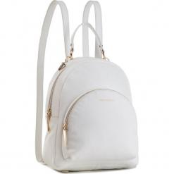 Plecak COCCINELLE - DS5 Alpha E1 DS5 14 01 01 Blanche H10. Białe plecaki damskie Coccinelle, ze skóry. Za 1299,90 zł.