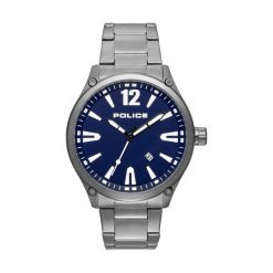 Biżuteria i zegarki: Police PL.15244JBU/03M - Zobacz także Książki, muzyka, multimedia, zabawki, zegarki i wiele więcej