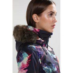 Roxy JET SKI Kurtka snowboardowa blue. Niebieskie kurtki damskie narciarskie Roxy, s, z materiału. W wyprzedaży za 943,20 zł.