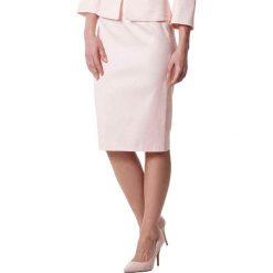 Spódniczki: Spódnica w kolorze pudrowym