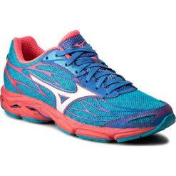 Buty sportowe damskie: Buty MIZUNO – Wave Catalyst J1GD163301 Niebieski