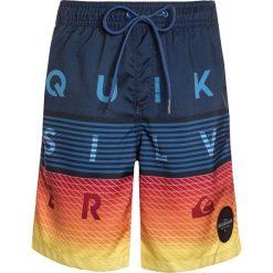 Quiksilver Szorty kąpielowe bright cobalt. Szare kąpielówki chłopięce marki Quiksilver, krótkie. Za 149,00 zł.