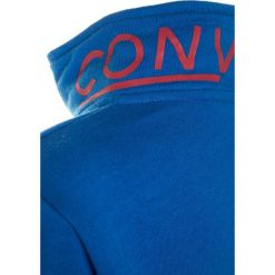 Converse ZIP STAND COLLAR PULL OVER Bluza white. Białe bluzy dziewczęce Converse, z bawełny. W wyprzedaży za 132,30 zł.