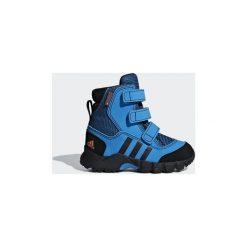 Buty Dziecko adidas  Buty Holtanna Snow. Niebieskie buty trekkingowe chłopięce marki CMP, z materiału. Za 229,00 zł.