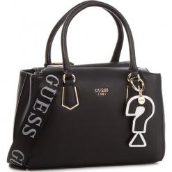 Torebka GUESS - Felix HWVG68 76060 BLA. Czarne torebki klasyczne damskie Guess, z aplikacjami, ze skóry ekologicznej. Za 629,00 zł.