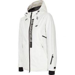 Odzież sportowa damska: Kurtka narciarska damska KUDN161 - biały