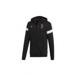 Bluzy dresowe adidas  Bluza z kapturem Juventus. Czarne bluzy dresowe męskie marki Cropp, l, z nadrukiem. Za 279,00 zł.