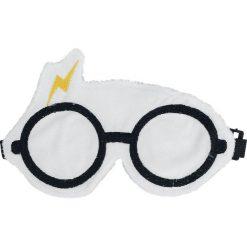 Harry Potter Brille Nocna opaska na oczy biały. Białe koszule nocne i halki Harry Potter. Za 62,90 zł.