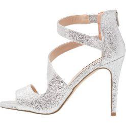 Sandały damskie: Miss Selfridge CLARA Sandały na obcasie metallic