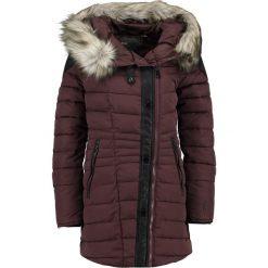 Płaszcze damskie pastelowe: khujo CANELA Płaszcz zimowy dark marsala