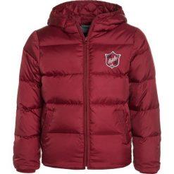 Scotch Shrunk Kurtka puchowa zoom red. Czerwone kurtki chłopięce zimowe marki Reserved, z kapturem. W wyprzedaży za 487,20 zł.