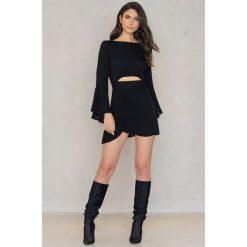 Sukienki hiszpanki: Morrisday The Label Sukienka Mini Georgie – Black