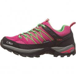 Buty turystyczne w kolorze różowym. Czarne buty trekkingowe damskie marki The North Face. W wyprzedaży za 218,95 zł.