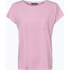 Marc O'Polo - T-shirt damski, różowy. Czerwone t-shirty damskie Marc O'Polo, l, z dżerseju, polo. Za 139,95 zł.