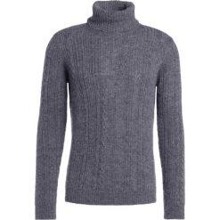 Swetry klasyczne męskie: Nuur Sweter grigio